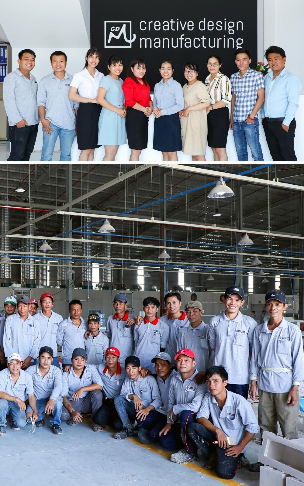 CDM Office Employees