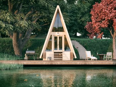 10 Lake House Landscaping Ideas That Are Full Of Charm